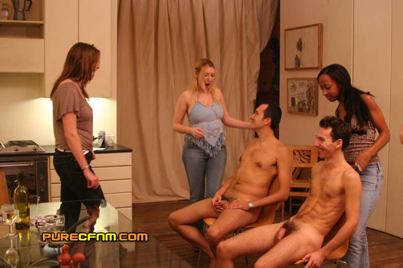 Cfnm strip poker samples with